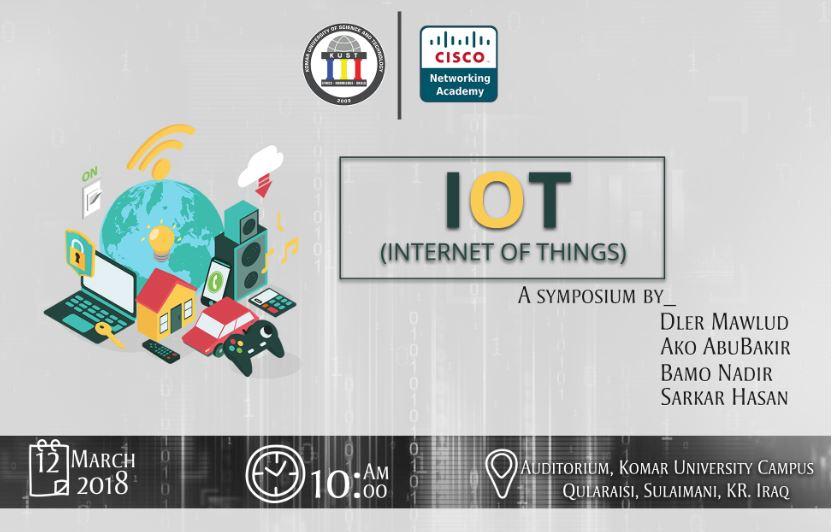 KUST PDI Cisco Academy Event