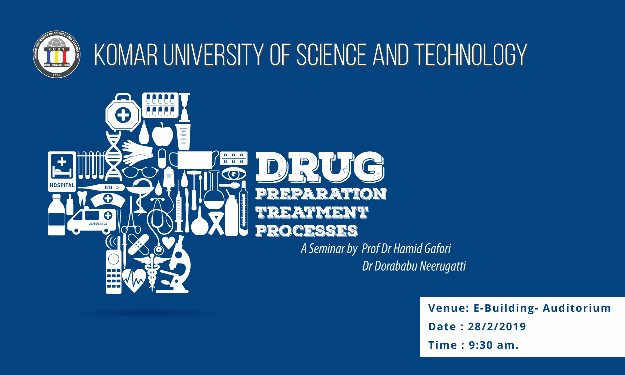 Drug-Preparation-and-Treatment-Processes-seminar-at-Komar-University