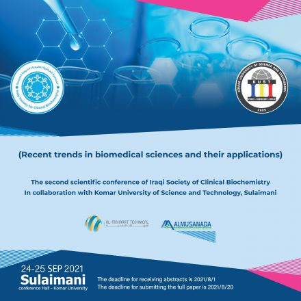 Recent Trends in Biomedical Sciences and Their Applications
