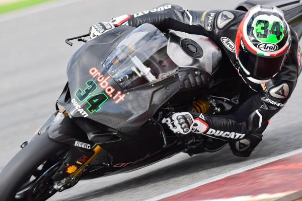 The Aruba.it Racing – Ducati Superbike Team concludes its ...