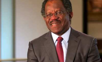 US President Trump Sacks Nigeria's Adebayo Ogunlesi As Adviser.