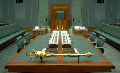 legislative mace