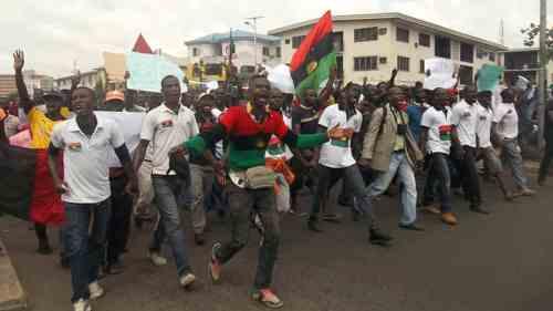 Biafra Lived Even Among Nigerians.