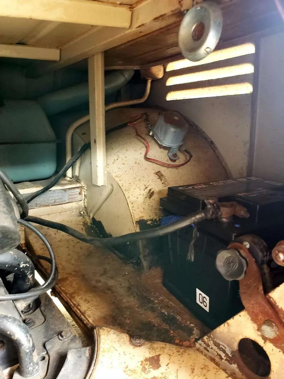 Rare opportunity VW T1 barndoor 1962 unrestored true survivor!