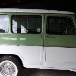 Ford Rural Willys 1971 #R19.001
