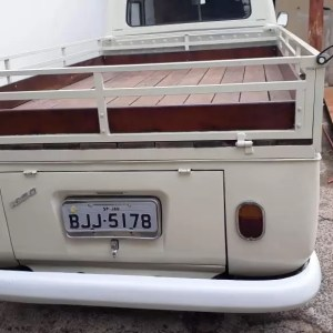 VW Pick Up Bus T1 1972 #K20.311