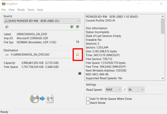 How to Create an ISO File from a DVD on Windowskombitz | kombitz