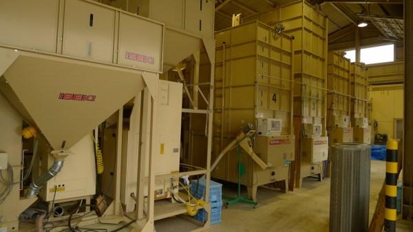乾燥機などなどの設備