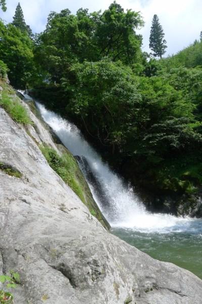 佐賀県七山 観音の滝