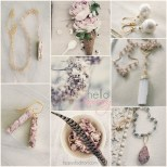 Patirica Mackey - Jewelry Designer-Maker for Komedal Road's Makers Marketplace - hello January