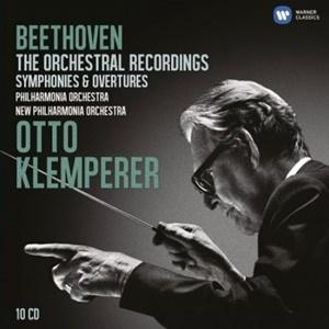 ベートーヴェン 交響曲&序曲集 オットー・クレンペラー フィルハーモニア管弦楽団