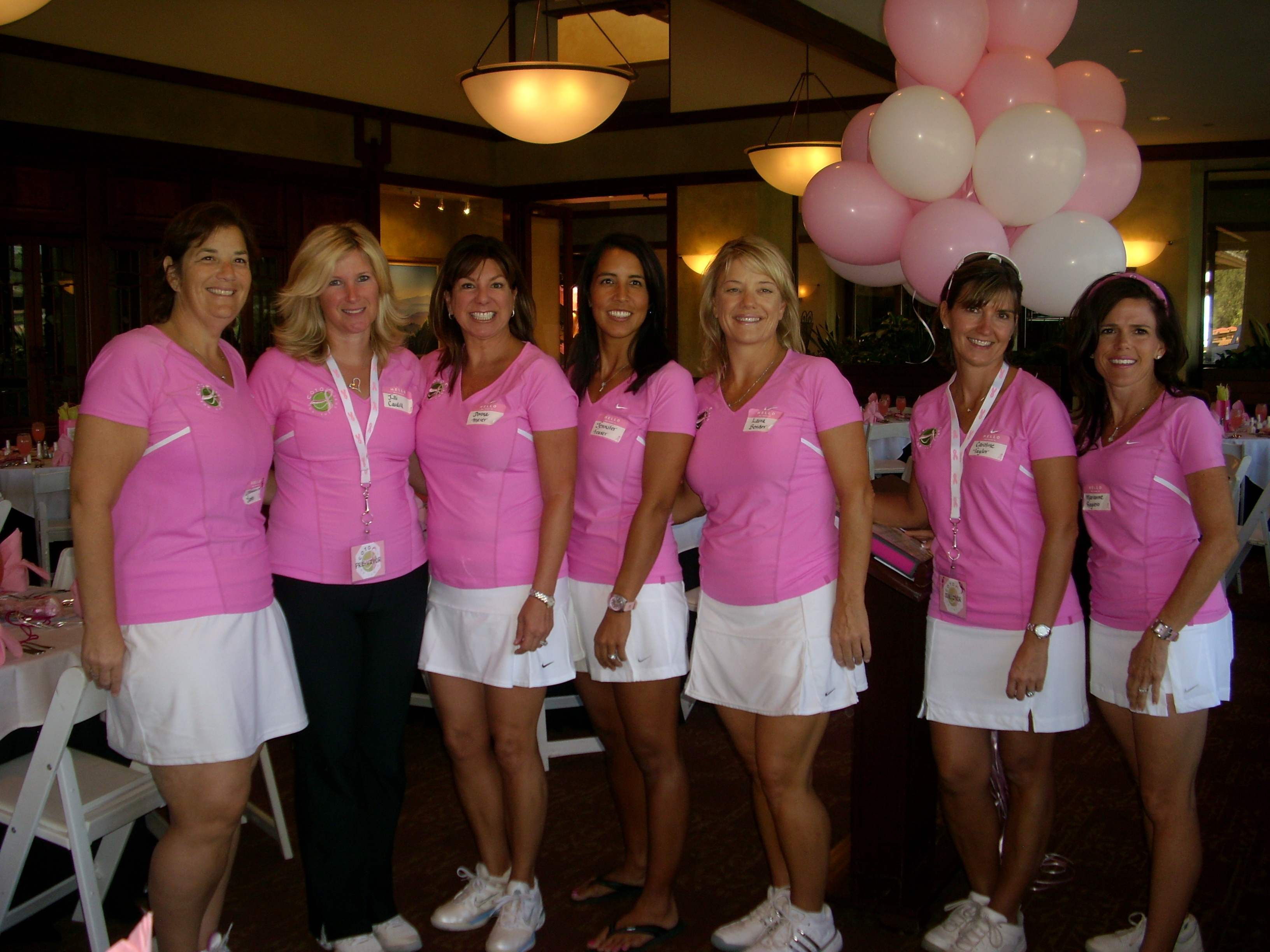Coto's successful Rally for the Cure committee