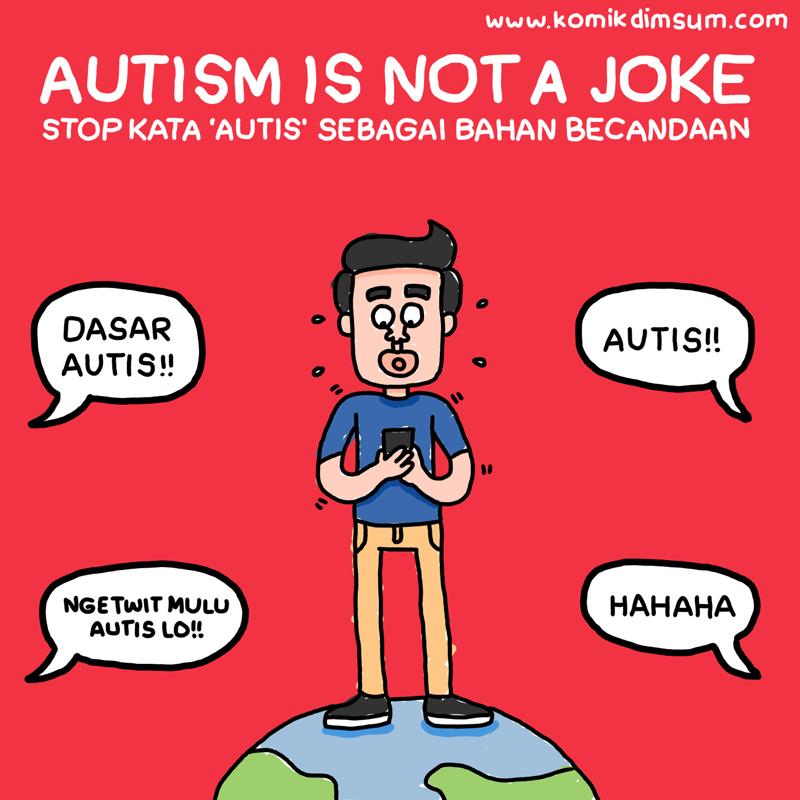 Autism Is Not A Joke