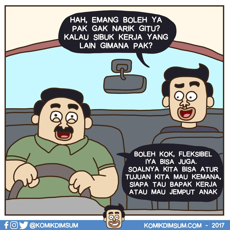Penghasilan SUper Uber 2