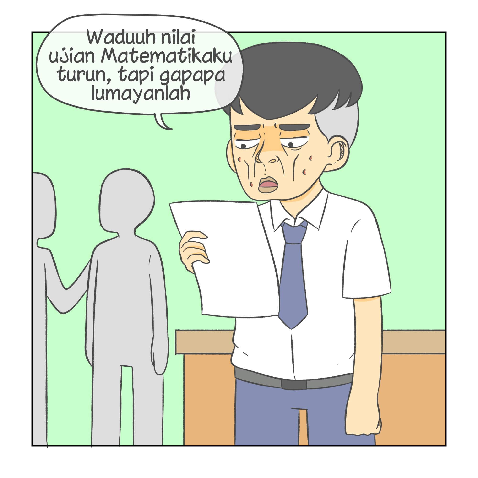 Nilai Jelek Feat Knalpotrecing 1