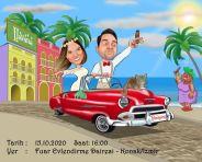 Havanada-nikah-karikatur-davetiye
