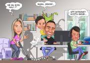 Nur-evhali-karikaturu