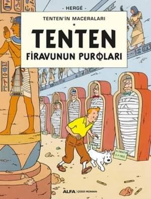 Tenten'in Maceraları - Tenten Firavunun Puroları