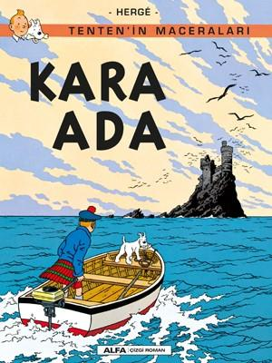 Tenten'in Maceraları - Kara Ada