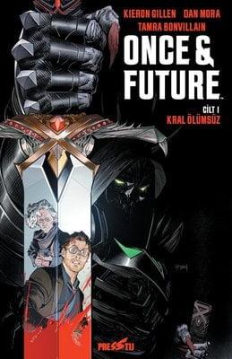 Once Future Cilt 1 - Kral Ölümsüz