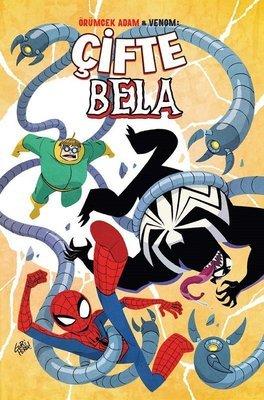 Örümcek Adam & Venom - Çifte Bela - Sayı 4