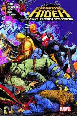 Cosmic Ghost Rider - Marvel Tarihini Yok Ediyor