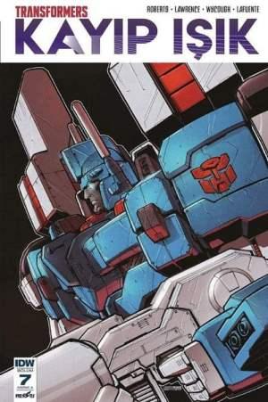 Transformers Kayıp Işık Bölüm 7