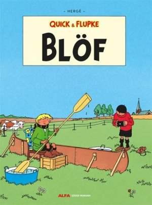 Quick ile Flupke - Blöf