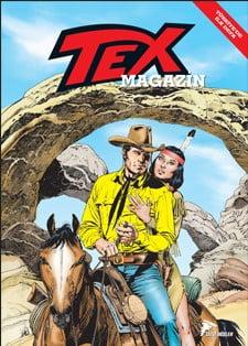 Tex Magazin Cilt 4 - Lilyth'nin Sırrı