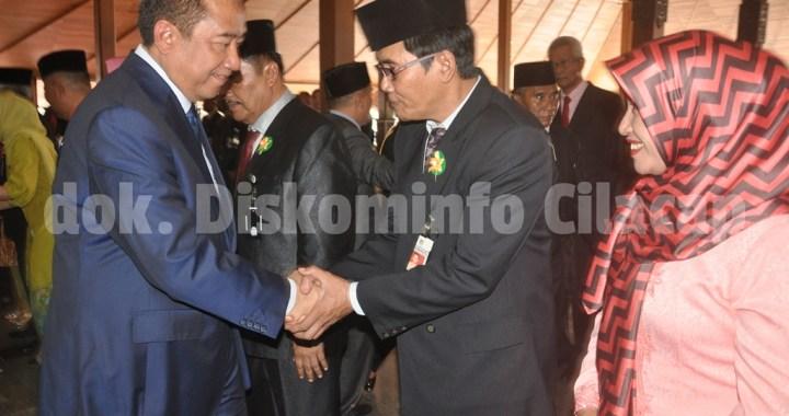 Bupati Lantik 15 Pejabat Pimpinan Tinggi Pratama dan Administrator