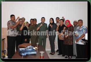 Uji Kepatutan Calon Dewan Pengawas LPPL Bercahaya FM di DPRD Cilacap