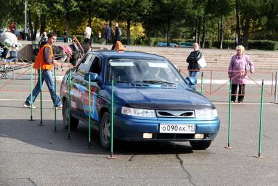 Лучшим таксистом Сыктывкара стала девушка (фото, видео ...