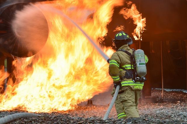 消防士(消防官)について