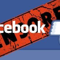 Cenzúrázza a híreket a Facebook