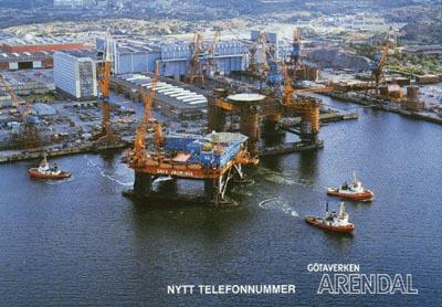 Götaverkan Arendal