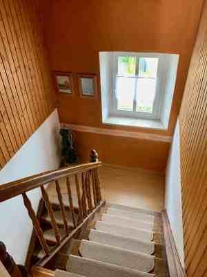 Treppenhaus - nach unten