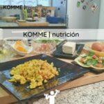 Logotipo de grupo de KOMME | nutrición