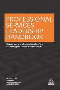 Professional Services Leadership Handbook (PSLH) Cover