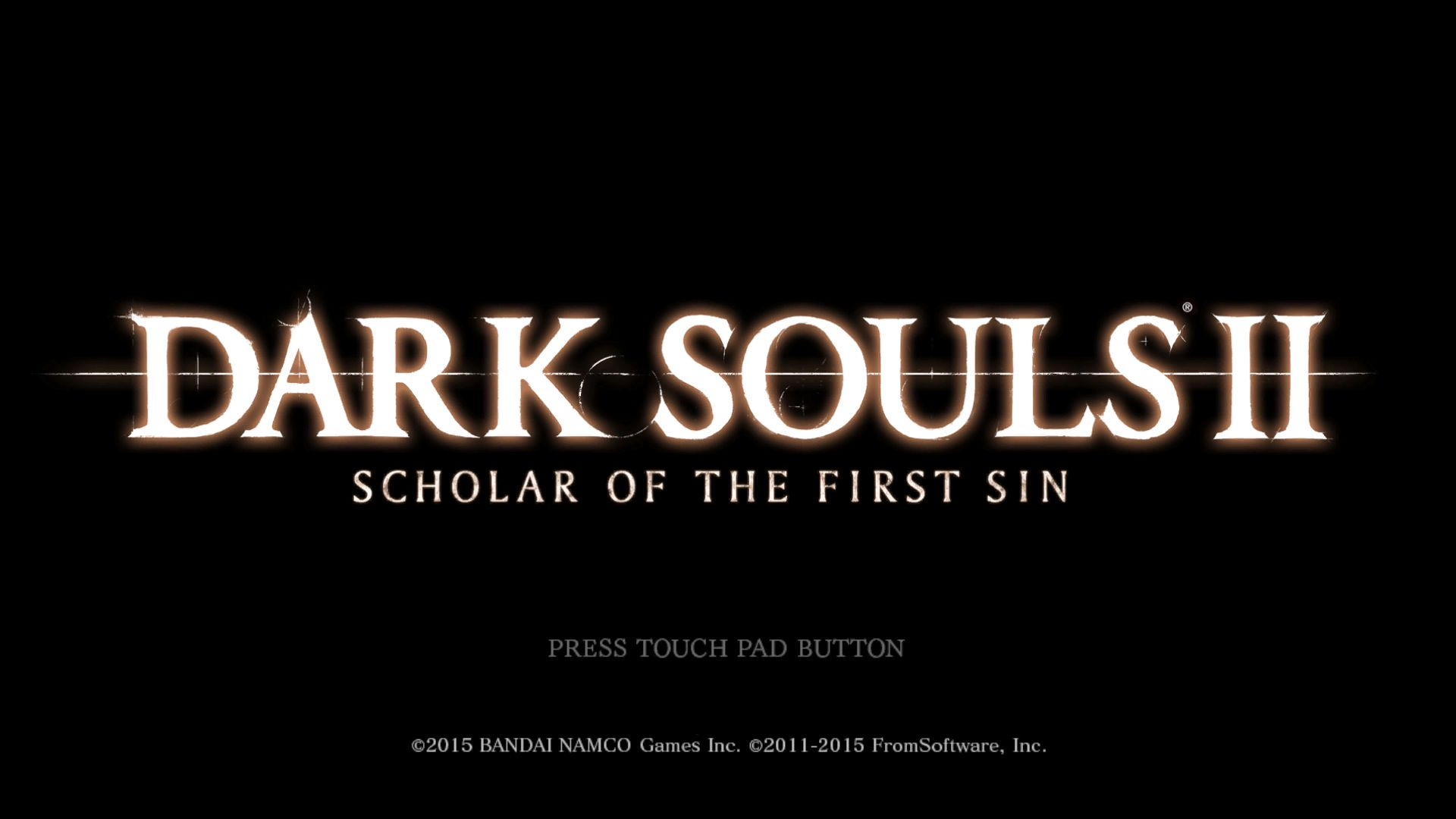 DARK SOULS Ⅱ SCHOLAR OF THE FIRST SIN Vol.1
