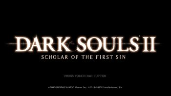 DARK SOULS Ⅱ SCHOLAR OF THE FIRST SIN Vol.18