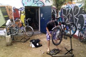 Offene Fahrrad Werkstatt @ JUZ Mannheim | Mannheim | Baden-Württemberg | Deutschland
