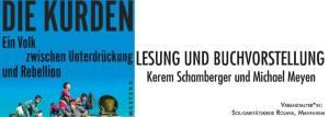 "Lesung ""Die Kurden"" - Kerem Schamberger & Michael Meyen @ DGB-Haus | Mannheim | Baden-Württemberg | Deutschland"