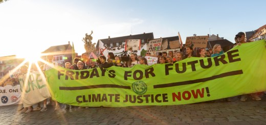 """""""Wir machen die Klimawende von unten"""" - Bislang größte Fridays for Future Demo in Mannheim [mit Bildergalerie und Video]"""