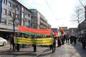 Verwaltungsgericht kippt das Verbot. Demonstration 26.10. gegen Türkei-Krieg findet statt.