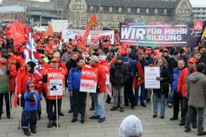 Weichenstellung: IG Metall Mannheim stellt sich für die Zukunft auf