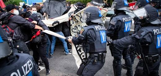 BlockTDDZ - Von Mannheim nach Worms die Nazis blockieren [Videobeitrag]