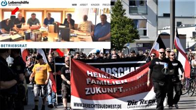 Lebenshilfe Bad-Dürkheim e.V.: Neo-Nazi vom Dienst suspendiert