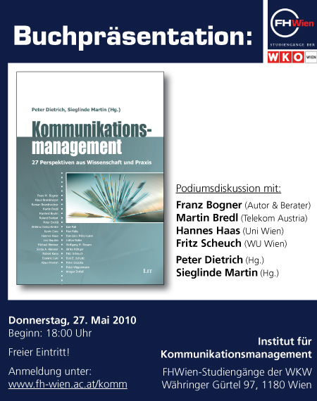 Kommunikationsmanagement_Buchpräsentation