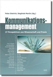 Titel Buch Kommunikationsmanagement