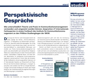 FHWien_Kommunikationsmanagement_Buch_Studio